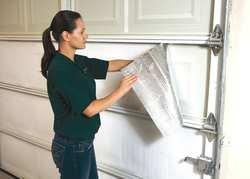 Garage Door Insulation Diy Garage Door Repair Alldoorpro